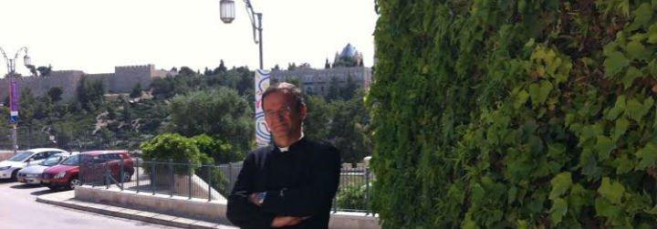 """Padre David Neuhaus: """"Francisco tiene el peligroso talento de decir la verdad"""""""