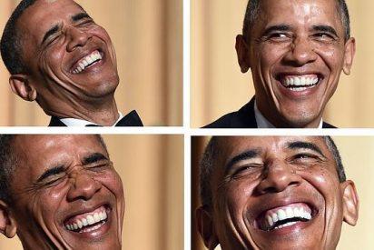 """Obama se chotea: """"En 2008 mi eslogan fue Yes we can, y en 2013 Control-Alt-Suprimir"""""""