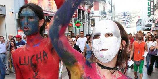 Madrid, al rescate de la Barcelona sitiada por los 'okupas'