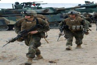Menorca, en pie de guerra: El 'Jaguar 14' va a rugir ya en unos ejercicios de la OTAN