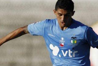 El Celta negocia con Pablo Hernández