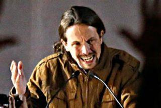 """Pablo Iglesias: """"Nuestro objetivo es echar del poder a PP y PSOE"""""""