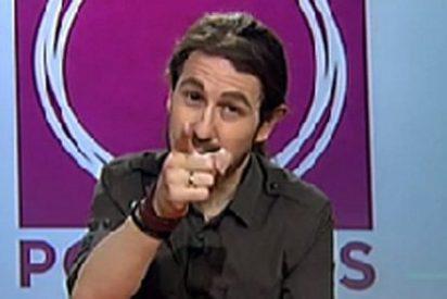 """'El Intermedio' parodia a Pablo Iglesias: """"Me compré un chandal en Alcampo, en Venezuela me harían ministro"""""""