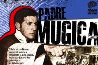 Homenaje al Padre Mugica a 40 años del asesinato
