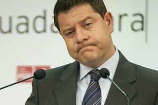 """García-Page llama """"manipulador"""" a un periodista por preguntarle por las elecciones"""