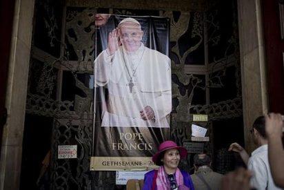 Así será el histórico viaje del Papa a Tierra Santa