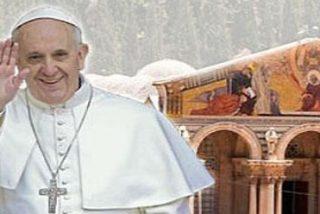Los cristianos de Tierra Santa rezan por la peregrinación de Francisco