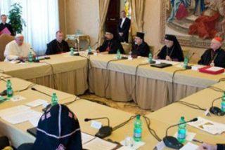 Todos los patriarcas de las iglesias orientales acompañarán al Papa en su peregrinación