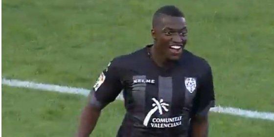 Diop abandonará la disciplina del Levante en verano