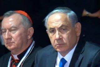 """Parolin cree que el encuentro de Francisco con Abbas y Peres """"reavivará la esperanza de paz"""""""