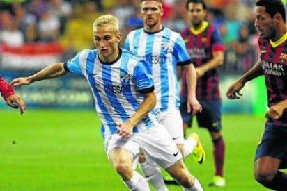 El Málaga piensa en comprar a Pawlowski