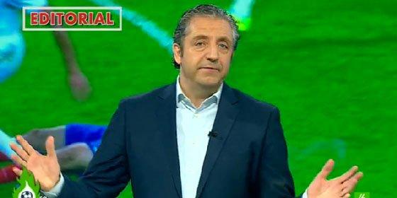 """Pedrerol hace campaña por Arbeloa: """"Debe ir al Mundial, lo merece"""""""