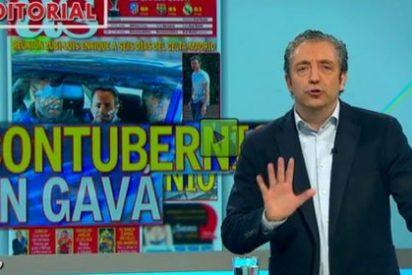 """Pedrerol: """"Luis Enrique ha participado en el circo. Y ha caído en la trampa como un pardillo"""""""