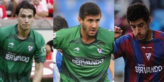 El Betis quiere a tres jugadores del Eibar