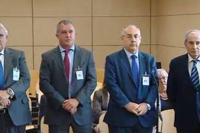 Los ex directivos de Caixa Penedès ofrecen devolver su botín
