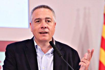 """Pere Navarro llama a la """"reflexión"""" tras cosechar el peor resultado del PSC en unas europeas"""