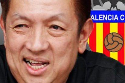 Primeras palabras de Lim como propietario del Valencia