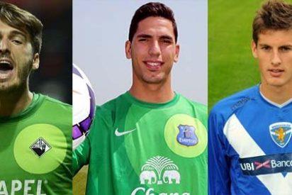 Los tres candidatos que maneja el Sevilla para la portería