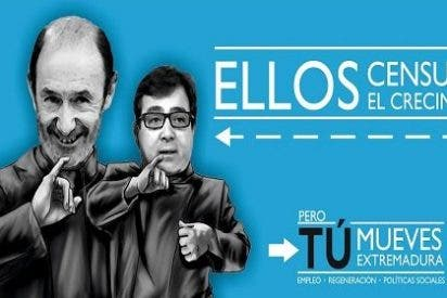 La singular bienvenida del PP al 'Dr. Maligno' y el 'Miniyó' del PSOE