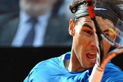 Rafa Nadal resurge a tiempo para aplastar al ruso Youzhny (6-7 (4), 6-2 y 6-1)