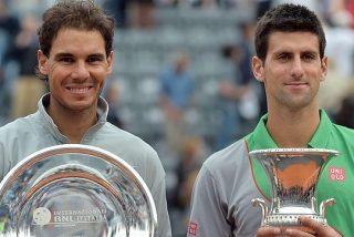 Rafael Nadal tiene que ganar a Novak Djokovic sobre la arena de Roland Garros