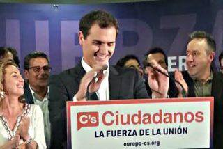 """Albert Rivera: """"Hoy ha nacido una nueva alternativa a nivel nacional que va a reformar España y se llama Ciudadanos"""""""