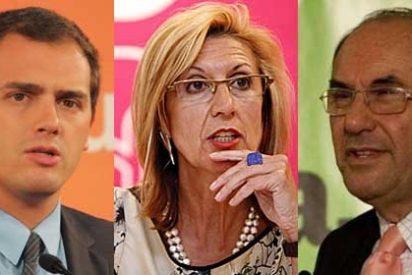 """Losantos critica que Ciudadanos y UPyD no se unan con Vox: """"Os dejáis aplastar por la vanidad"""""""