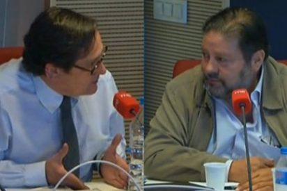 """Raimundo Castro llama """"poco profundo"""" a Marhuenda y éste replica: """"Procura no faltarme"""""""