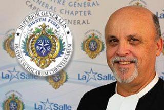 Robert Schieler, elegido nuevo Superior General de Lasalle