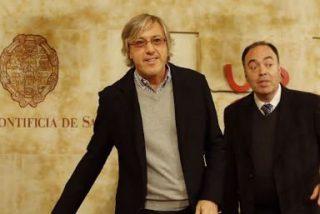 """Alejandro G. Roemmers en la UPSA: """"La vida hay que mirarla con el corazón"""""""
