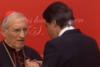 """Ignacio González agradece a Rouco por """"servir a todos los madrileños, independientemente de cuáles fueran sus creencias"""""""