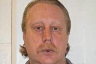 """El juez sentencia que se ejecute al violador y asesino Russell Bucklew """"aunque le duela mucho"""""""