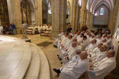 Asamblea del clero en Santander