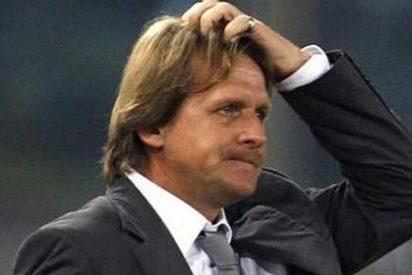 Schuster muestra su `cabreo´ con el Málaga