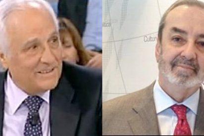 """Raúl del Pozo asegura que Aznar es un """"aprendiz de malo"""" al lado de Rajoy"""