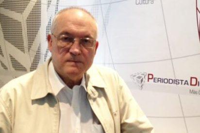 """Serafín Fanjul: """"La izquierda busca a los nuevos proletarios entre los inmigrantes musulmanes"""""""