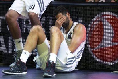 El Real Madrid no descifra el jeroglífico del Maccabi y se queda con la miel en los labios
