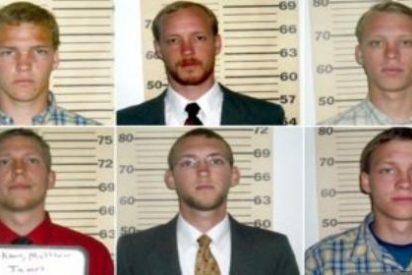 Seis perversos hermanos abusaron de su hermana pequeña durante 10 años