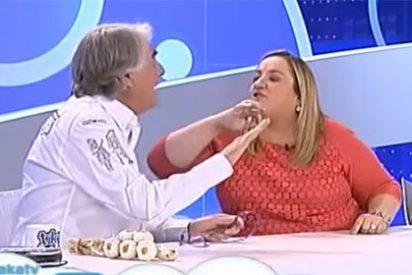 "Siro López atiza a Carmen Colino por faltarle el respeto a Diego López: ""Yo no le debo nada a Casillas, él no ha venido a mi boda"""