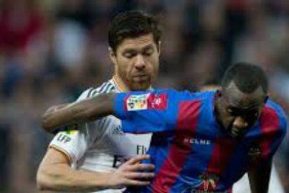 La Policía detiene a un jugador del Levante por error