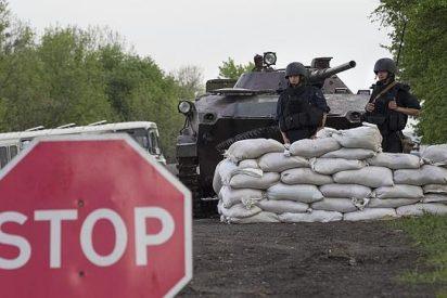 Ucrania lanza una operación para reconquistar la ciudad balneario de Slaviansk