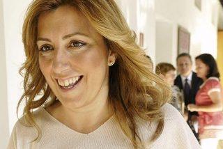 El timo de la 'Reina Midas' del PSOE: tres fracasos que oculta Susana Díaz