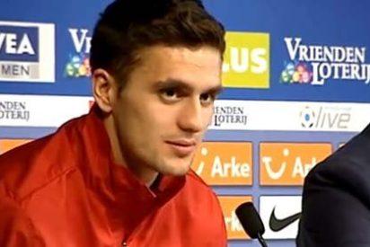El Sevilla sigue los pasos de Dusan Tadic
