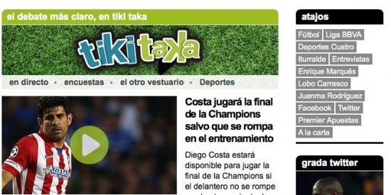 Adiós a Tiki Taka: Mediaset fulmina de manera extraña a la competencia de Pedrerol