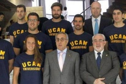 La UCAM implantará en Madrid 'La Universidad del Deporte'
