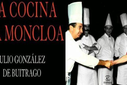 Julio González de Buitrago nos descubre la trastienda culinaria de la Presidencia del Gobierno