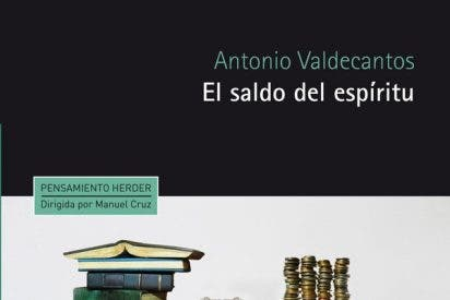 Presentación en Madrid de El saldo de el espíritu (Herder)