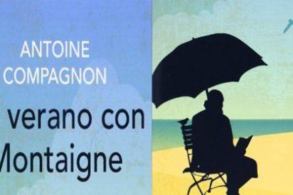 Antoine Compagnon nos invita, a través de Montainge, a tomar un respiro