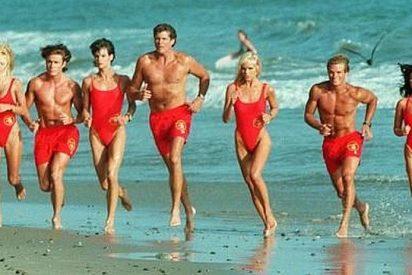 ¿A que no adivinas por qué se usaba tanta cámara lenta en 'Los vigilantes de la playa'?