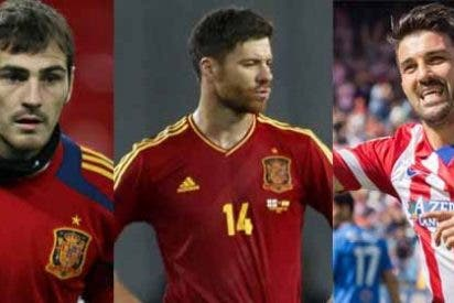 Villa, Xabi Alonso y Casillas, investigados por Hacienda